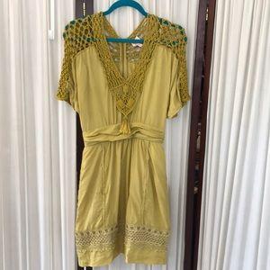 Tracy Reese New York 100% silk dress